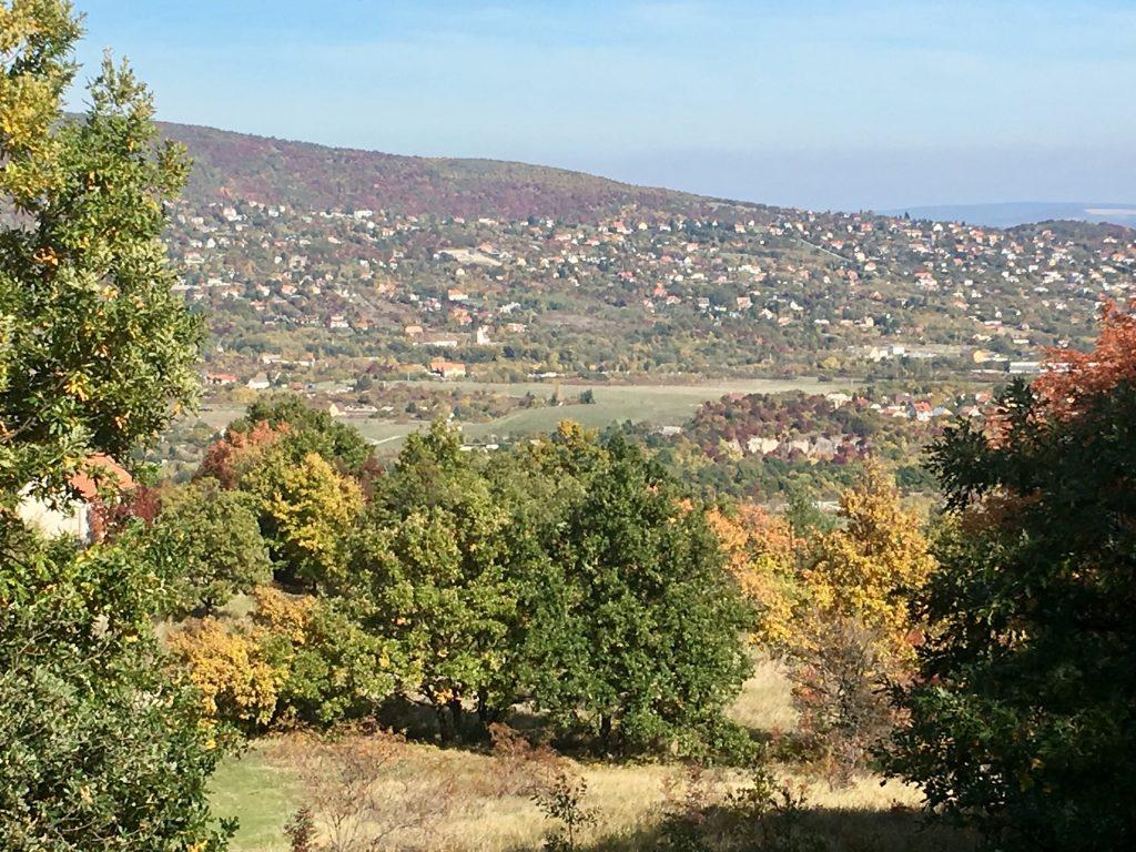 Szentendre Kőhegy - Szentendre kilátó