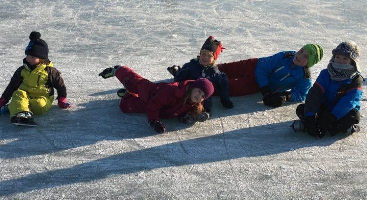 Szentendre korcsolyapálya