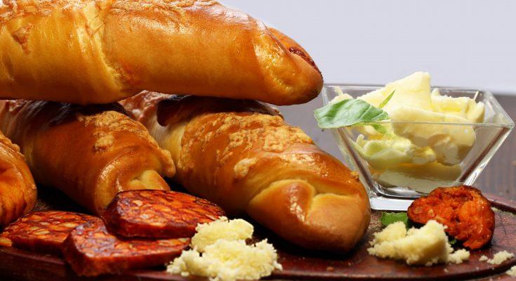 Bazsalikom pékség reggeli