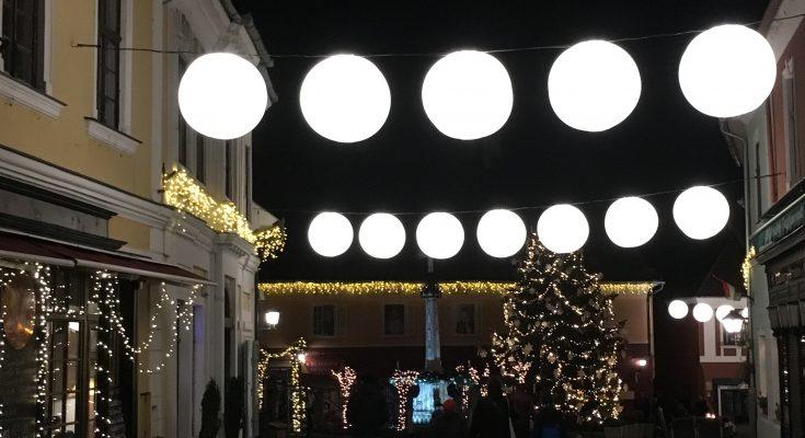 Szentendre karácsonyi vásár
