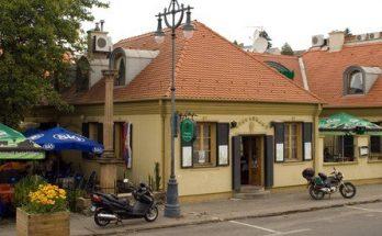 Corner Szerb étterem