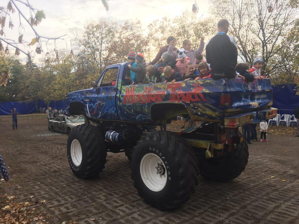 Monster Truck Show Budkalász 1