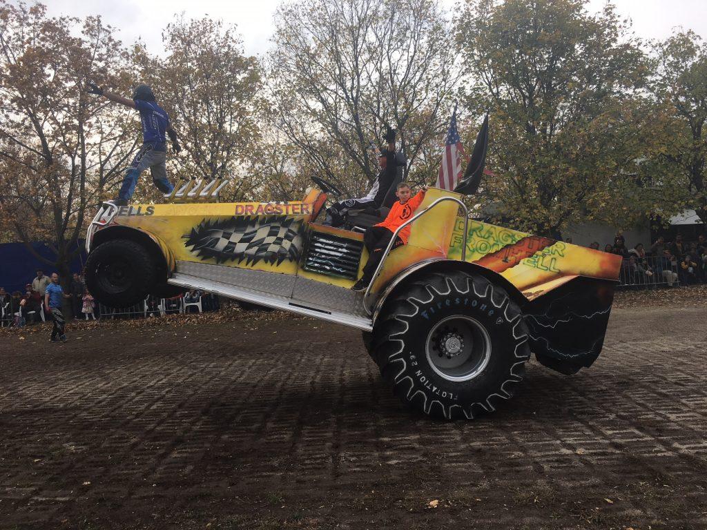 Monster Truck Show Budkalász