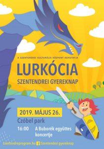lurkocia gyereknap 2019