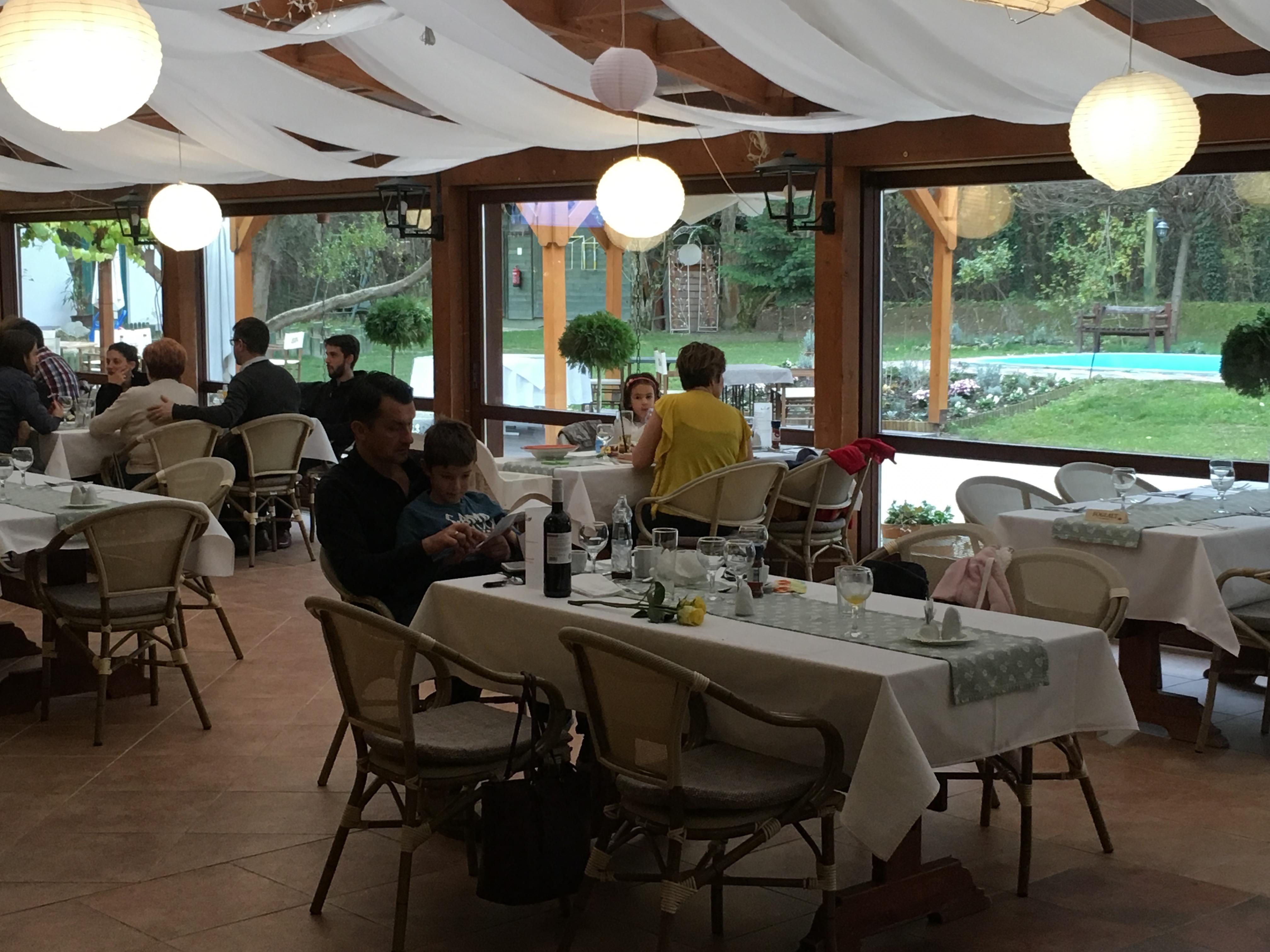 Rosinante étterem - Szentendrei-sziget