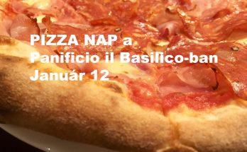 Panificio il Basilico szentendre - pizza nap